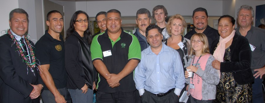 Team Photo at Accelerating Aotearoa's Talent